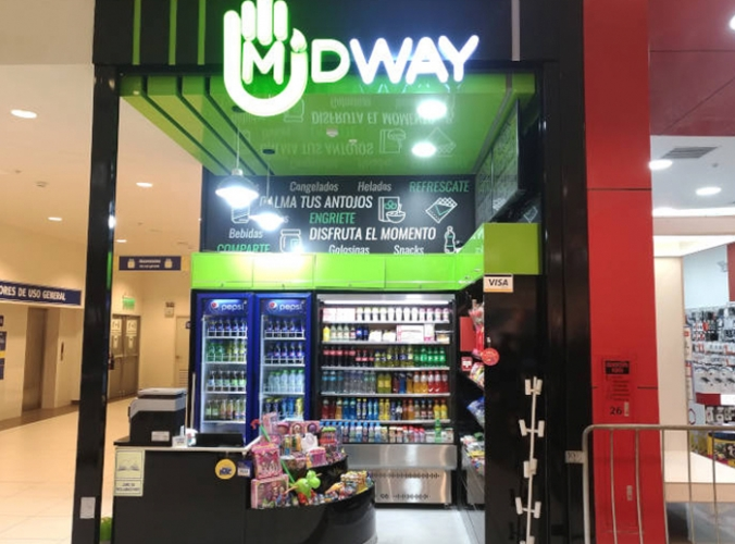 MIDWAY - Mall del Sur