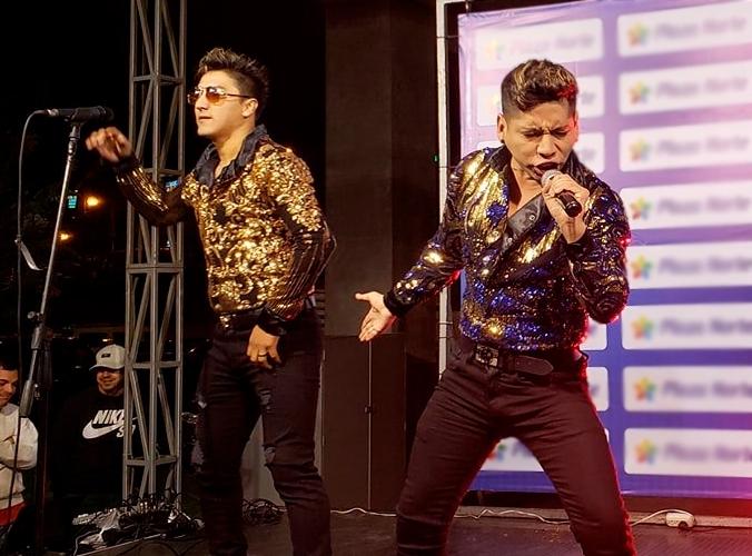 SHOW MUSICAL CON GIANI MENDEZ - Mall del Sur