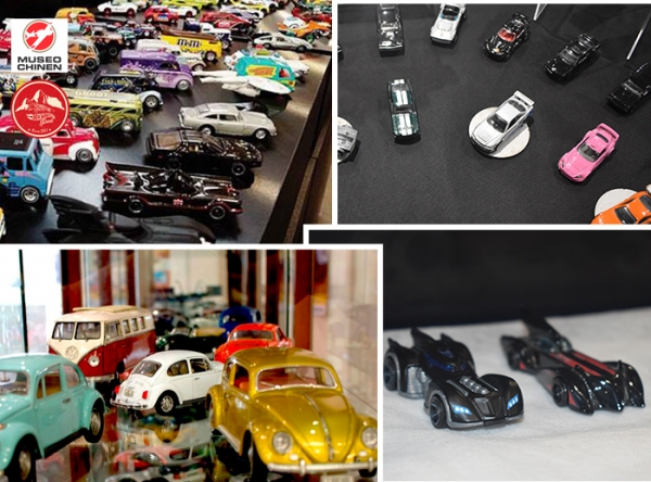 80 AÑOS DE BATMAN Y HOT WHEELS EN SAN DIEGO COMIC CON - MUSEO CHINEN - Mall del Sur