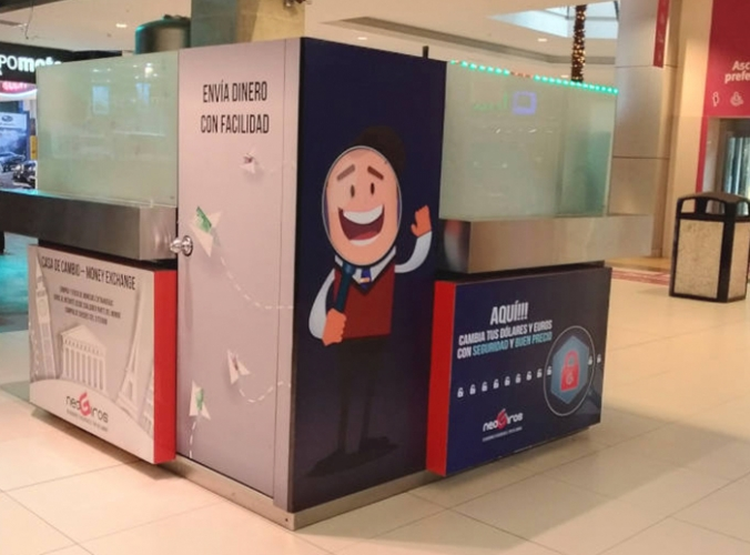 MONEYGRAM - Mall del Sur