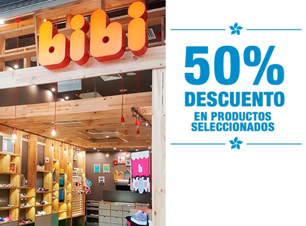 50% DCTO EN PRODUCTOS SELECCIONADOS - Plaza Norte