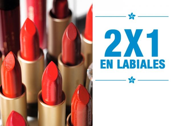 2 X 1 LABIALES - D' Nature - Mall del Sur