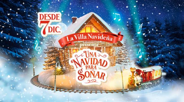 La Villa Navideña: Una Navidad para soñar - Mall del Sur
