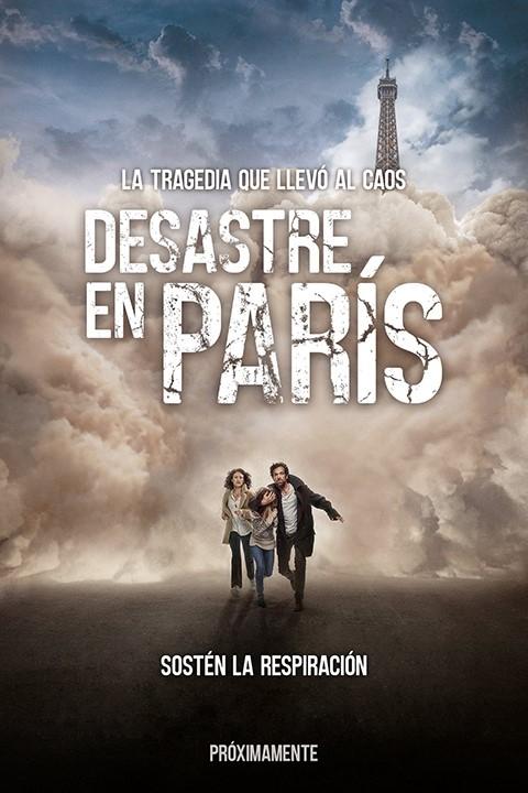 DESASTRE EN PARÍS - Mall del Sur