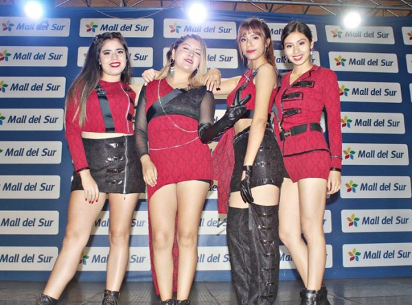 CONCURSO DE ELIMINATORIAS K-POP - Mall del Sur