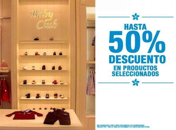 HASTA 50% DCTO EN PRODUCTOS SELECCIONADOS - Plaza Norte