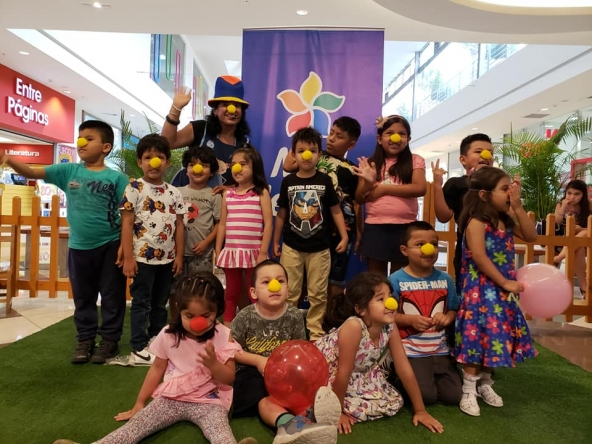 TALLER DE CLOWN - Mall del Sur