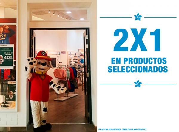 2x1 EN PRODUCTOS SELECCIONADOS  Colloky - Mall del Sur
