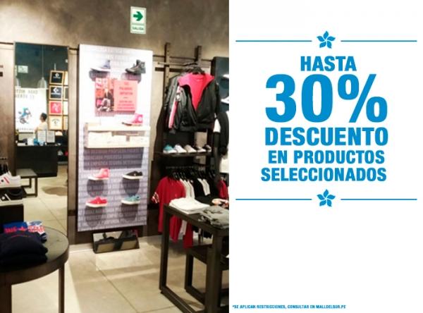 30% DE DESCUENTO CONVERSE - Mall del Sur