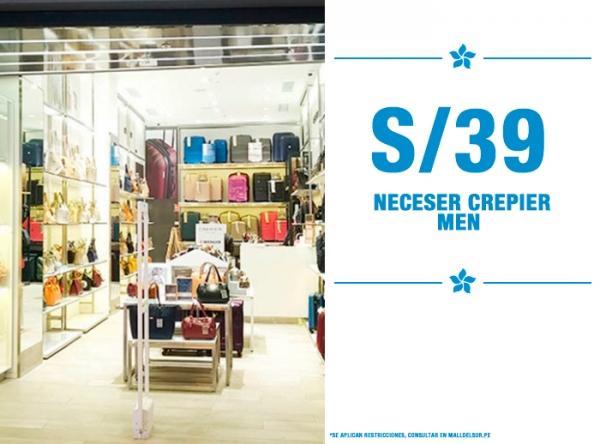 NECESER CREPIER A S/ 39 Crepier  - Mall del Sur