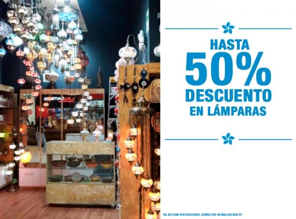 HASTA 50% DE DESCUENTO DECO TURQUÍA - Mall del Sur