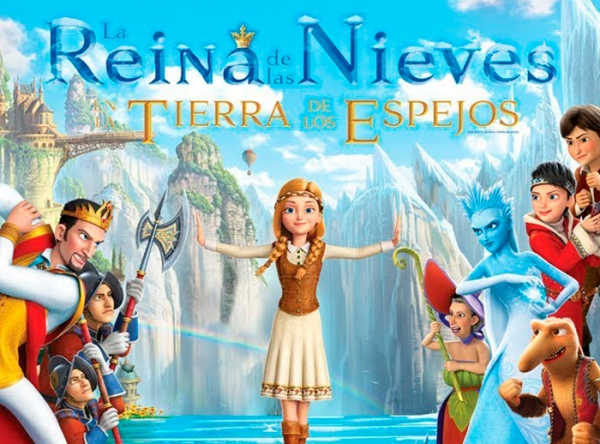 ACTIVACIÓN LA REINA DE LAS NIEVES: EN LA TIERRA DE LOS ESPEJOS - Mall del Sur