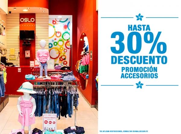 HASTA 30% DCTO EN ACCESORIOS - Plaza Norte