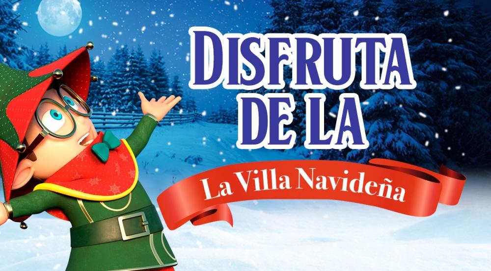 DISFRUTA DE LA VILLA NAVIDEÑA - Mall del Sur