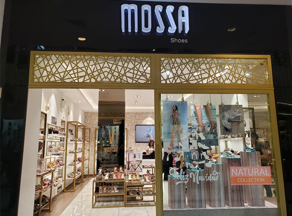 MOSSA SHOES - Mall del Sur