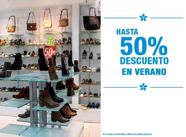 HASTA 50% DCTO EN VERANO - Ecco - Mall del Sur
