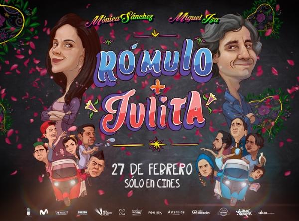 TOMA DE FOTOS CON EL ELENCO DE RÓMULO Y JULITA - Mall del Sur