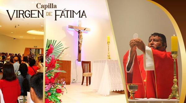 "CAPILLA ""VIRGEN DE FÁTIMA"" - Mall del Sur"