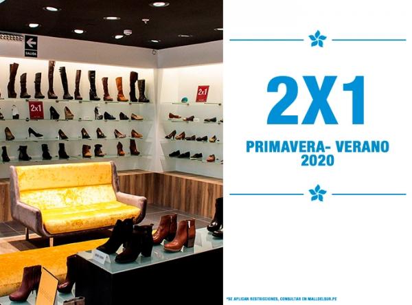 2x1 EN PRIMAVERA - VERANO 2020 - Bruno Ferrini - Mall del Sur