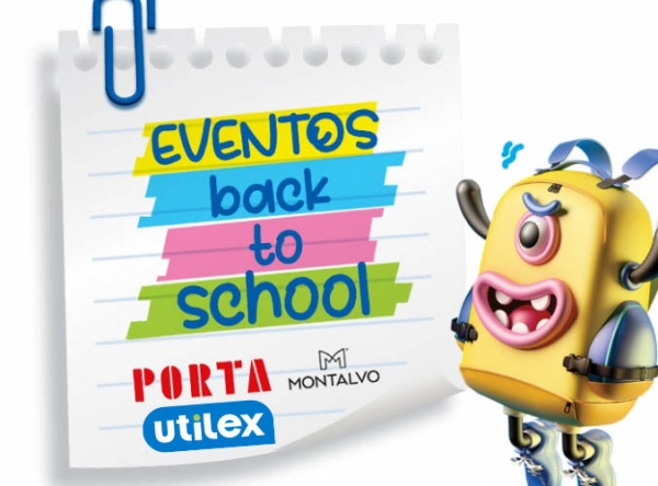 Back To School - Eventos Mall del Sur - Plaza Norte