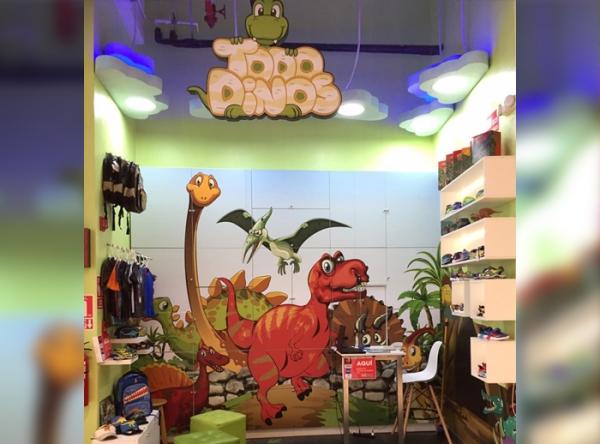 TODO DINOS - Mall del Sur