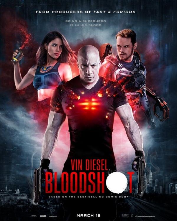 Bloodshot - Mall del Sur