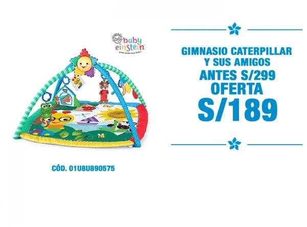 GIMNASIO CATERPILLAR Y SUS AMIGOS A S/189 - Plaza Norte