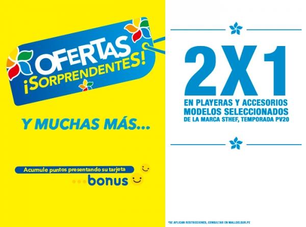 OFERTAS SORPRENDENTES - MIKAELA  - Plaza Norte