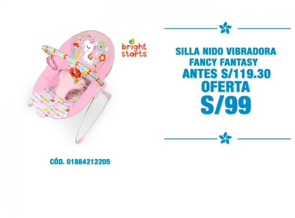 SILLA NIDO VIBRADORA A S/119.30 - Plaza Norte