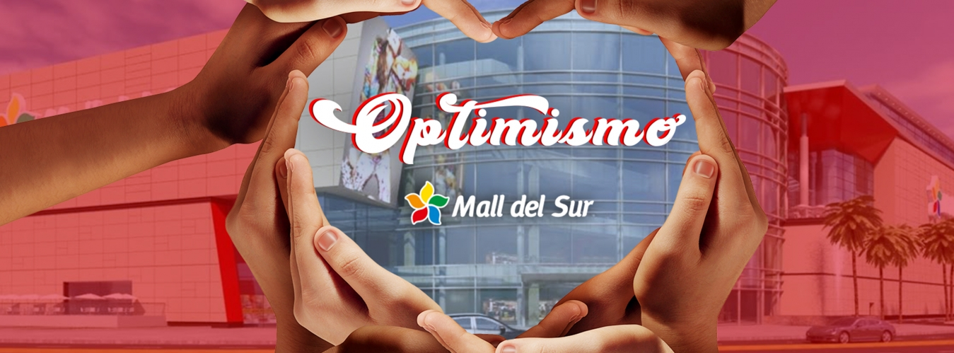 BANNER HOME - OPTIMISMO  - Mall del Sur