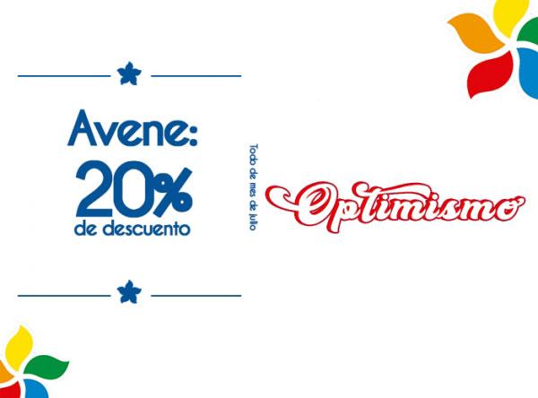 20% DSCTO EN AVENE - DERMA SHOP - Mall del Sur