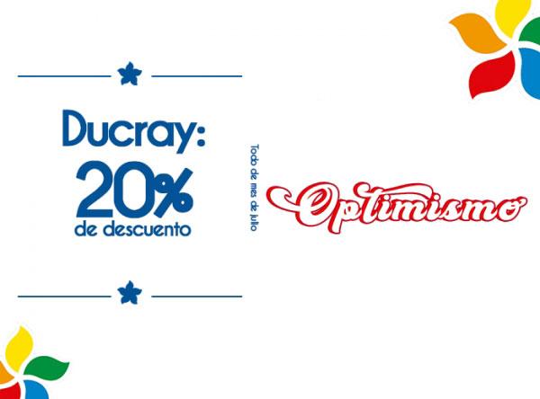 20% DSCTO DUCRAY - DERMA SHOP - Mall del Sur