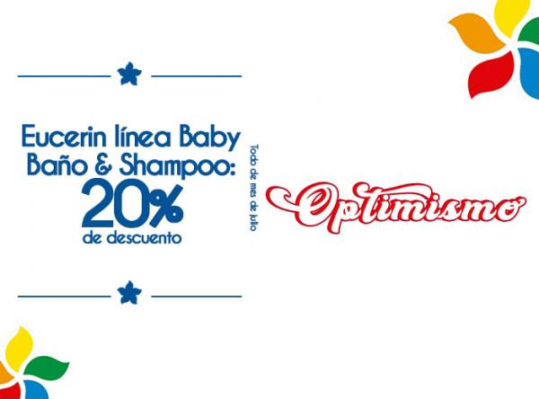 20% DSCTO EURECIN LÍNEA BABY BAÑO & SHAMPOO - DERMA SHOP - Mall del Sur