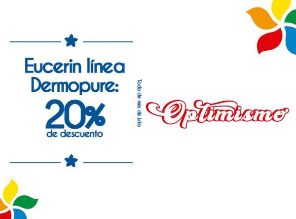 EUCERIN 20% DSCTO EN LÍNEA DERMOPURE - DERMA SHOP - Mall del Sur