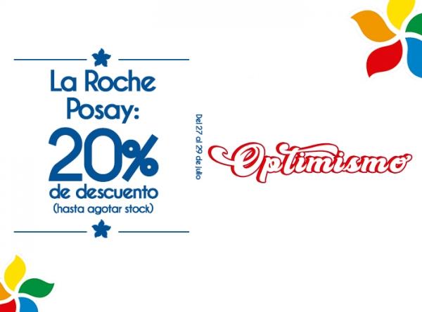 20% DSCTO EN LA ROCHE POSAY - DERMA SHOP - Mall del Sur