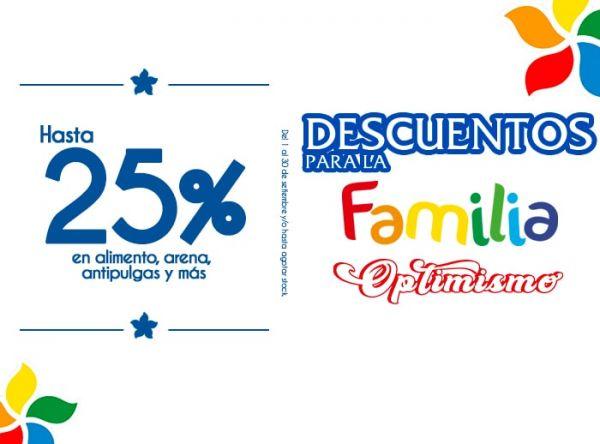 HASTA 25% DSCTO EN ALIMENTO, ARENA, ANTIPULGAS Y MÁS  SUPERPET - Mall del Sur