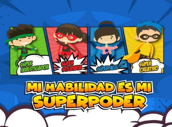 MI HABILIDAD ES MI SUPERPODER   - Mall del Sur