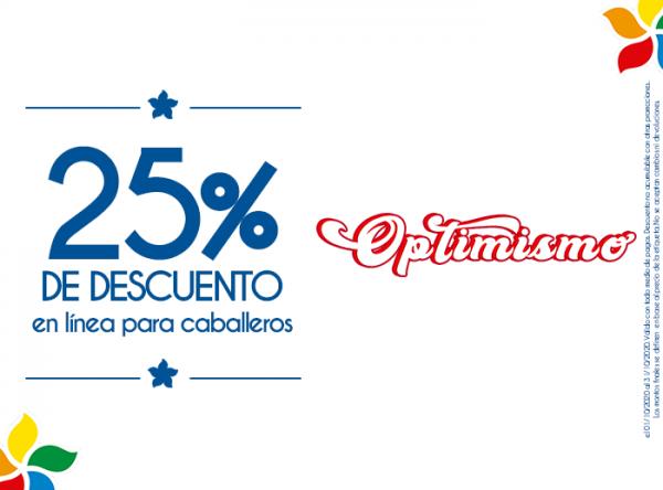 -25% EN LÍNEA PARA CABALLEROS Belle Accesorios - Mall del Sur
