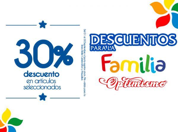 30% DSCTO EN ARTÍCULOS SELECCIONADOS  BIBI - Mall del Sur