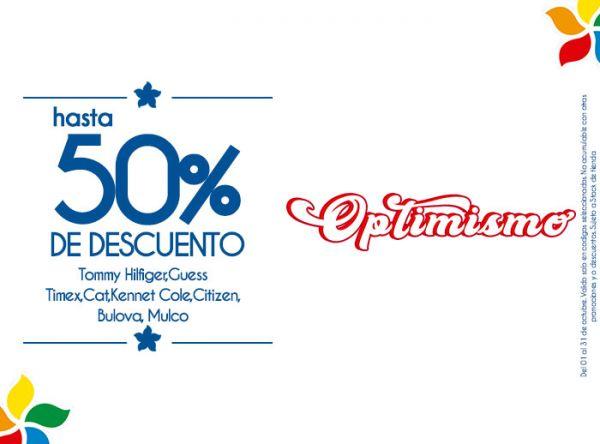 HASTA 50% DSCTO EN MARCAS SELECCIONADAS  Chronos - Mall del Sur