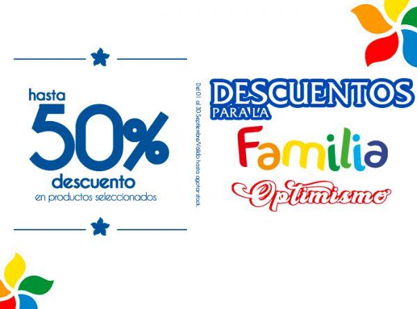 HASTA 50% DSCTO EN PRODUCTOS SELECCIONADOS  DC - Mall del Sur