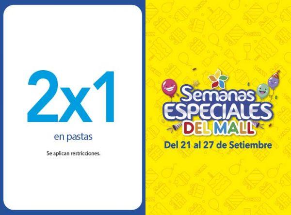 2X1 EN PASTAS  - Don Buffet - Mall del Sur