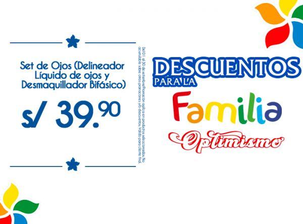 SET DE OJOS A S/39.90 ÉSIKA - Mall del Sur