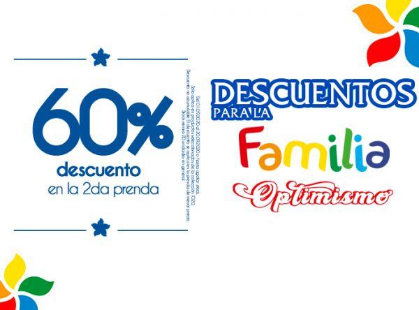 60% DSCTO EN LA 2DA PRENDA  KAYSER - Mall del Sur