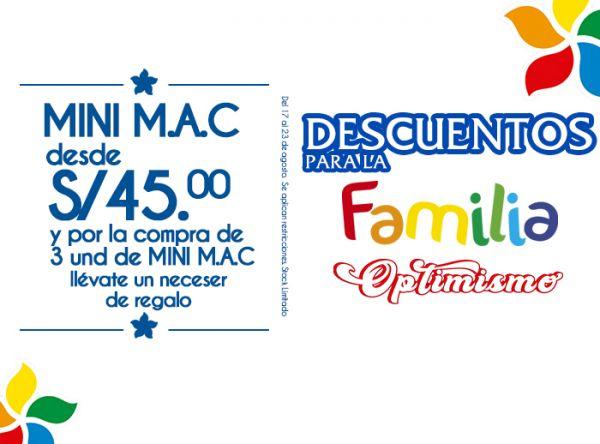 MINI MAC DESDE S/45 - MAC - Mall del Sur