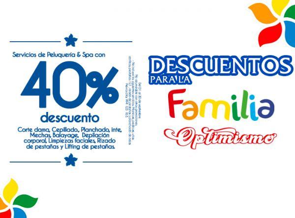 40% DSCTO EN SERVICIO DE PELUQUERÍA Y SPA MONTALVO - Mall del Sur