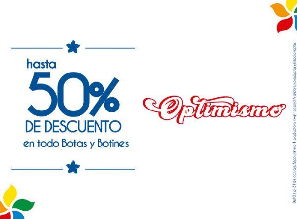 HASTA 50% DSCTO EN TODO BOTAS Y BOTINES  Platanitos - Mall del Sur