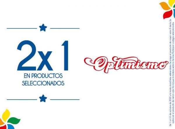 2X1 EN PRODUCTOS SELECCIONADOS  TIZZA - Mall del Sur