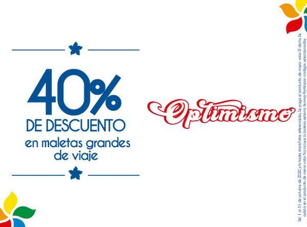 40% DSCTO EN MALETAS GRANDES DE VIAJE TIZZA - Mall del Sur