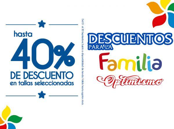 HASTA 40% DSCTO EN TALLAS SELECCIONADAS  - VANS  - Mall del Sur